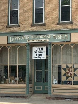 Lyons-Muir Historical Museum